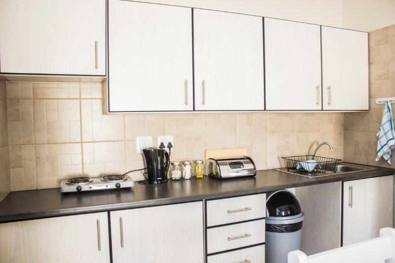 Deluxe Cottage - Fully Equipped Kitchen