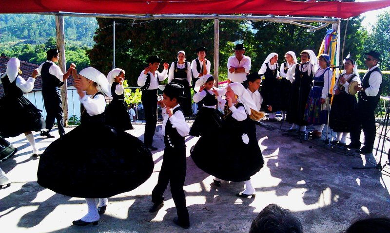 In the summer, there are many folk festivals in the region's towns and villages