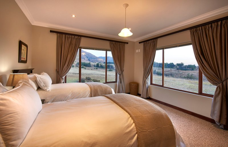 Clarens - Dynasty Red Mountain Ranch, casa vacanza a Bethlehem