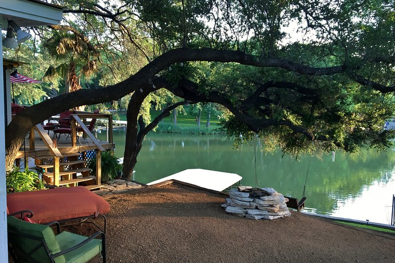 A plethora of lakefront adventures await you at this Lake LBJ vacation rental!