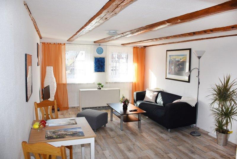 Ferienwohnung 5 Langelsheim, location de vacances à Wolfenbüttel