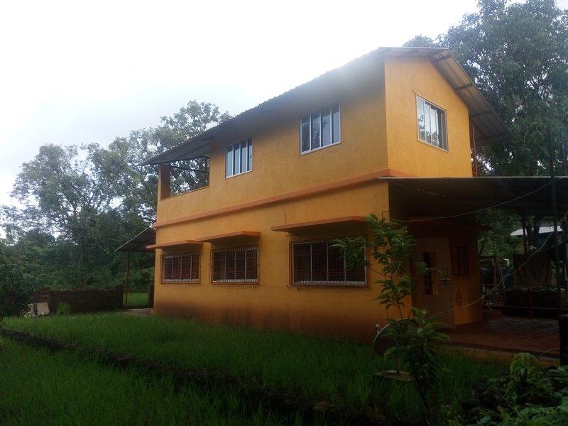 Homestay in Lanja, Ratnagiri, holiday rental in Kharepatan