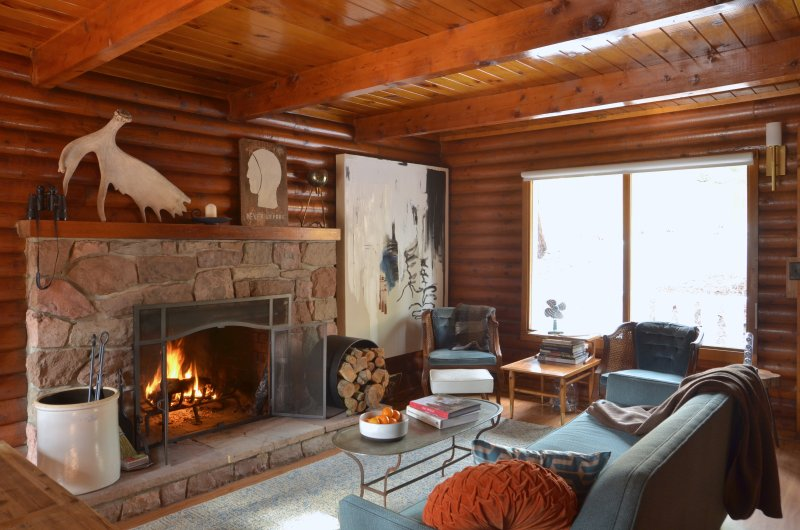 Boutique+Artsy Log Cabin in North Lake Tahoe! Chalet in Northstar