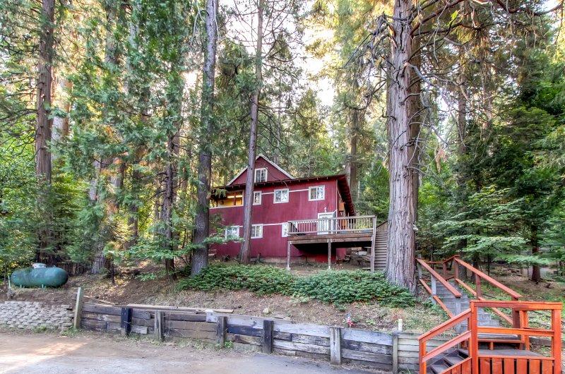 Arnold Vacation Rental Cabin   3BR   2BA   1,250 Sq Ft