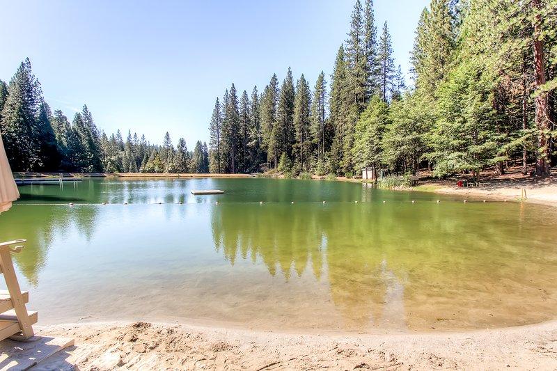 Pour l'ultime escapade en Californie, réserver cette location vacances cabine!