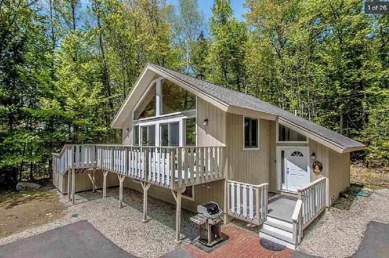 J's Chalet, vacation rental in Glen
