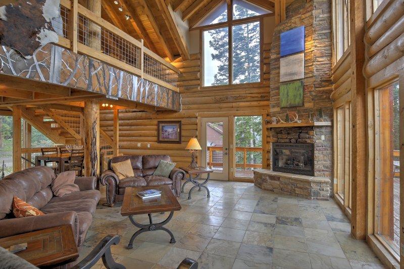 Les montagnes appellent pour vous de rester à cette location de vacances Breckenridge!