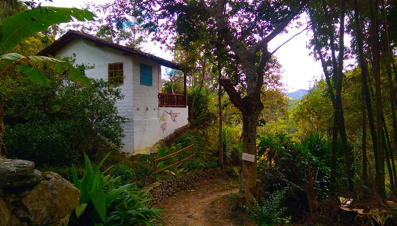 Hummingbird Suite - Eco-lodge & Retreat Vilcabamba, alquiler de vacaciones en Loja