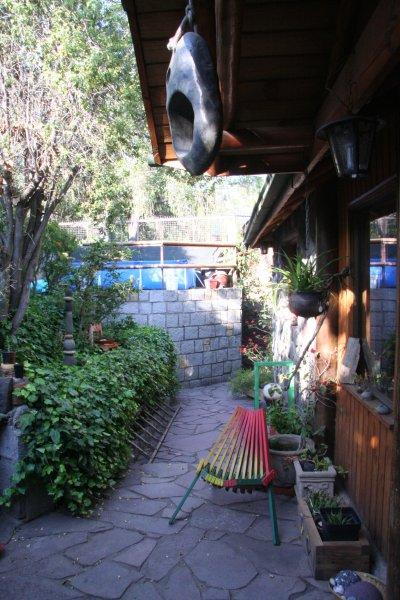 Piezas Hermoso Hostal Cajón del Maipo, holiday rental in San Jose de Maipo