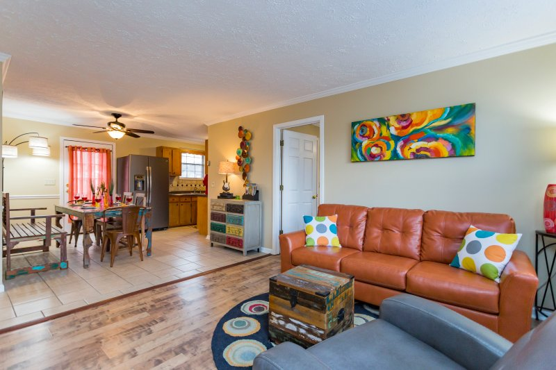 Come explore Music City at this fantastic East Nashville vacation rental property!