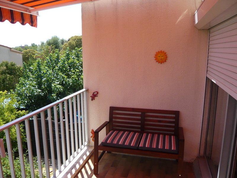 Enjoy the terrace and furniture
