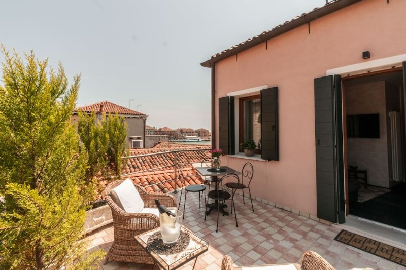 MURANO Suites -COBALTO | The Terrace