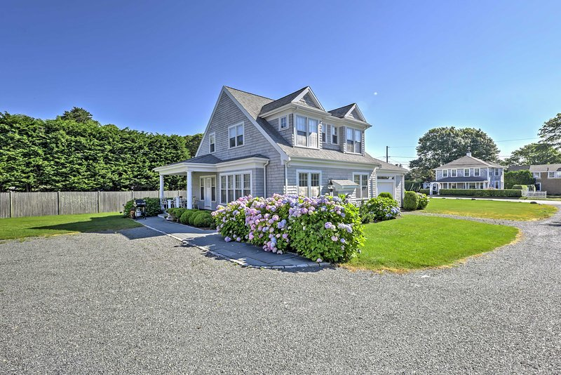 Escape to this Hyannis Port vacation rental home for a relaxing getaway!