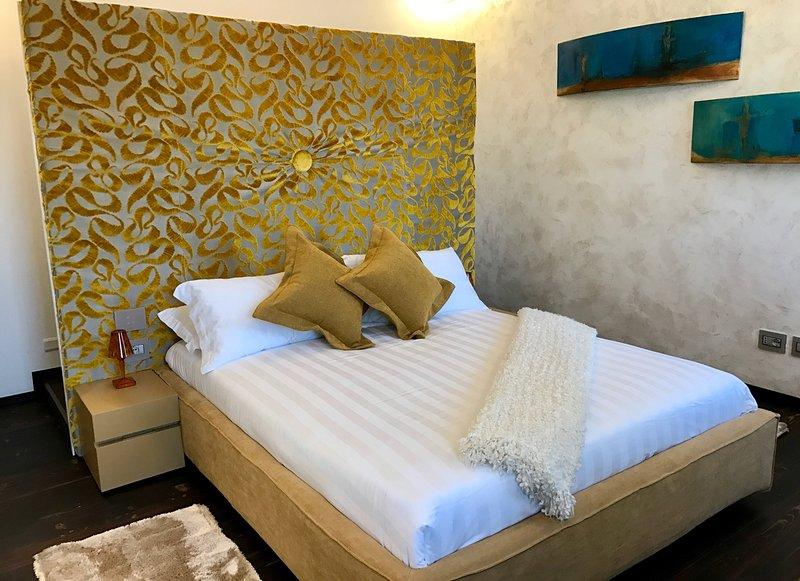 MURANO Suites -COBALTO | The Bedroom