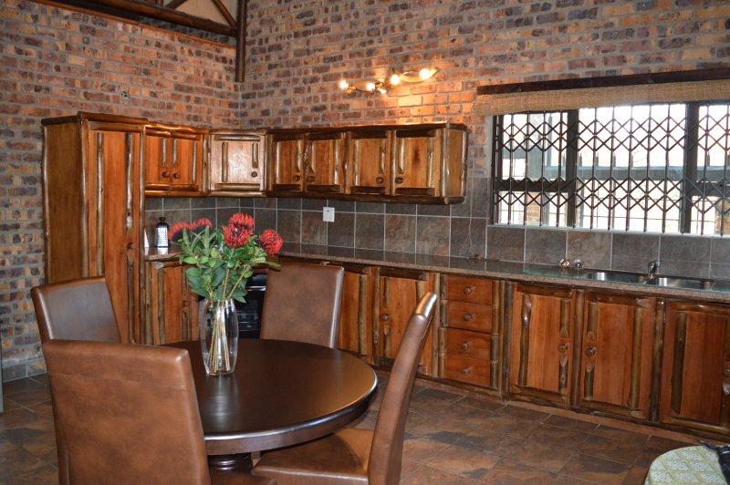 Wildgoose Self Catering Lodge, location de vacances à Marloth Park
