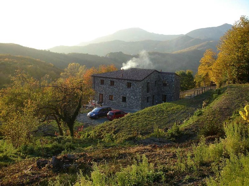 Ca Marcantonio, holiday rental in Tornolo