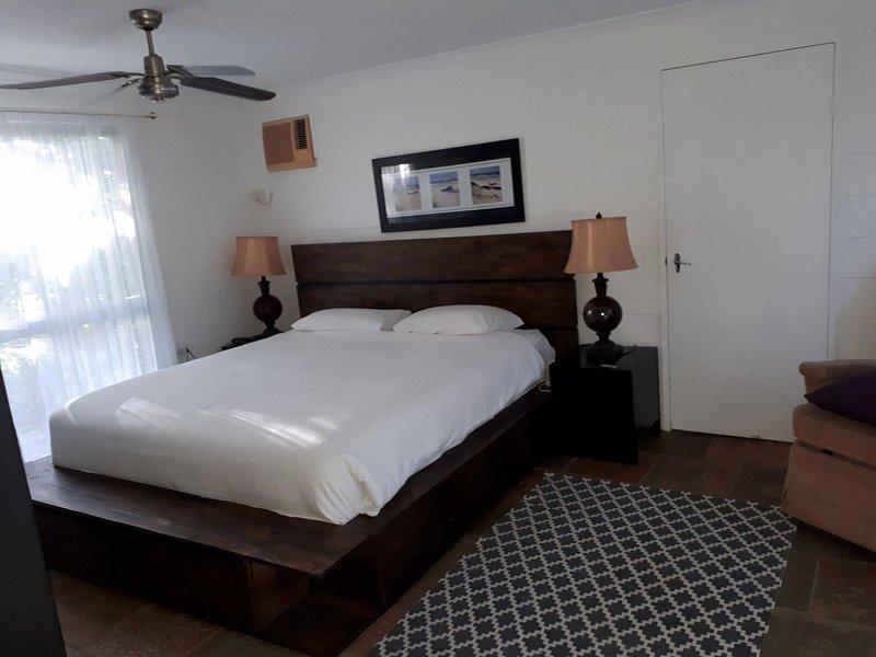 Vista al Mar Rey Habitación Deluxe con Baño en suite