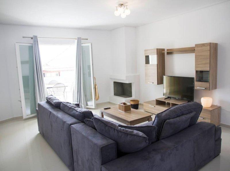 Iridanos Two Bedroom Apartment, location de vacances à Skiathos Town