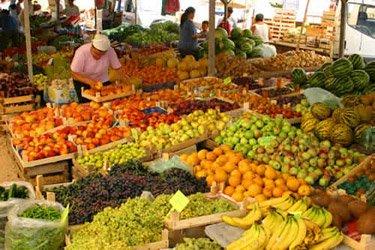 Thursday Market 5 mins walk from villa