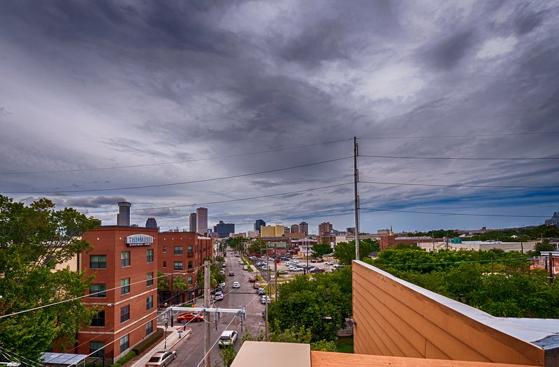 Street view/City view