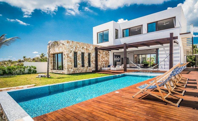 Villa Amara State Of The Art Luxury Tulum Beach