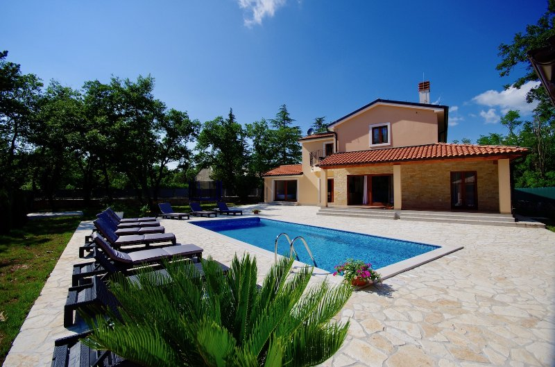 Villa Foška, holiday rental in Zminj