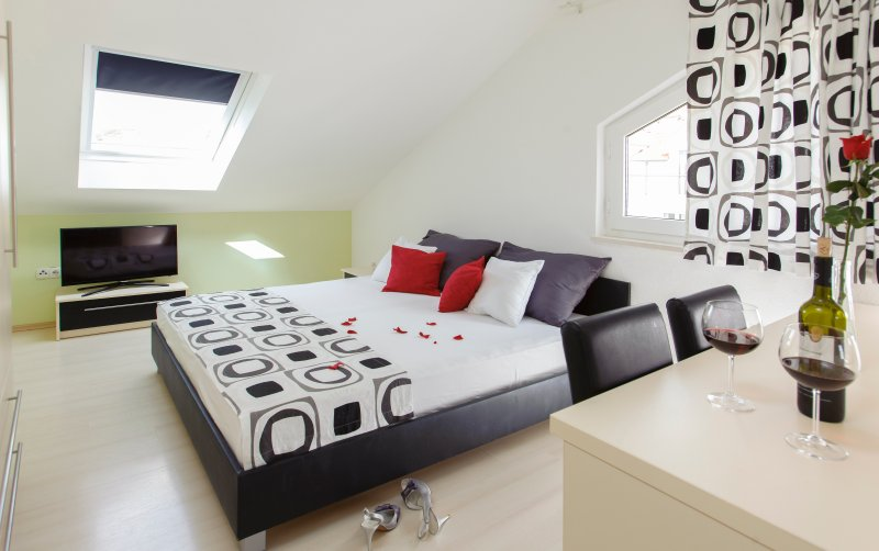 Delightfull room for 2, holiday rental in Bast