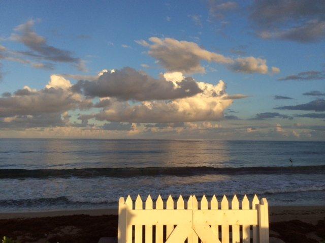 Evening Sky at Atlantic Beach Photo #1