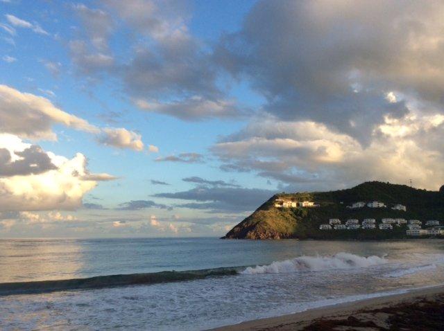 Evening Sky at Atlantic Beach Photo #2