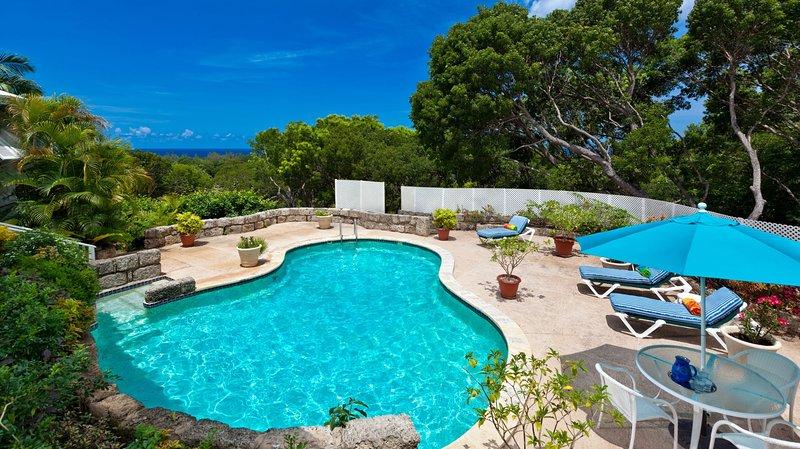 Halle Rose, Sandy Lane Estate, St. James, Barbados, holiday rental in Sunset Crest