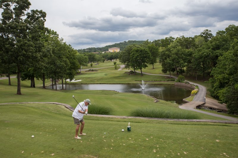 Golf Course,Grassland