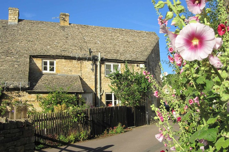 The cosy Forge Cottage, in the beautiful village of Guiting Power