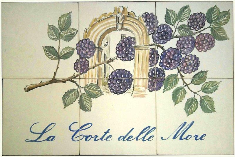 La Corte delle More - Romantic, holiday rental in Gemini