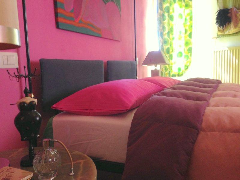 Double room bohemien