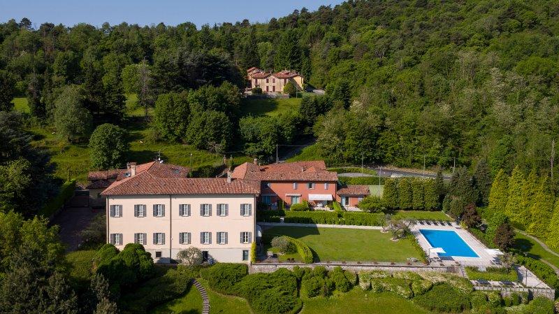 Villa Maderni, holiday rental in San Fermo della Battaglia