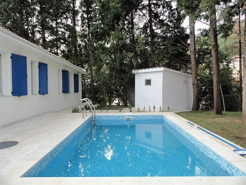 Holiday Home with swimming pool in Petrovac, holiday rental in Kaluderac