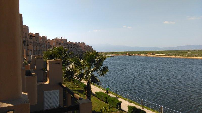 La Isla Condado de Alhama, holiday rental in Alhama de Murcia