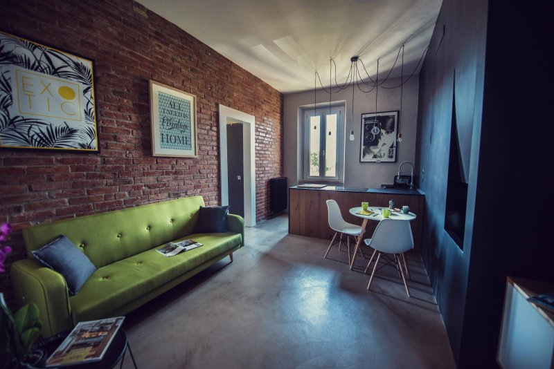 Urban Suite, Ferienwohnung in Perugia