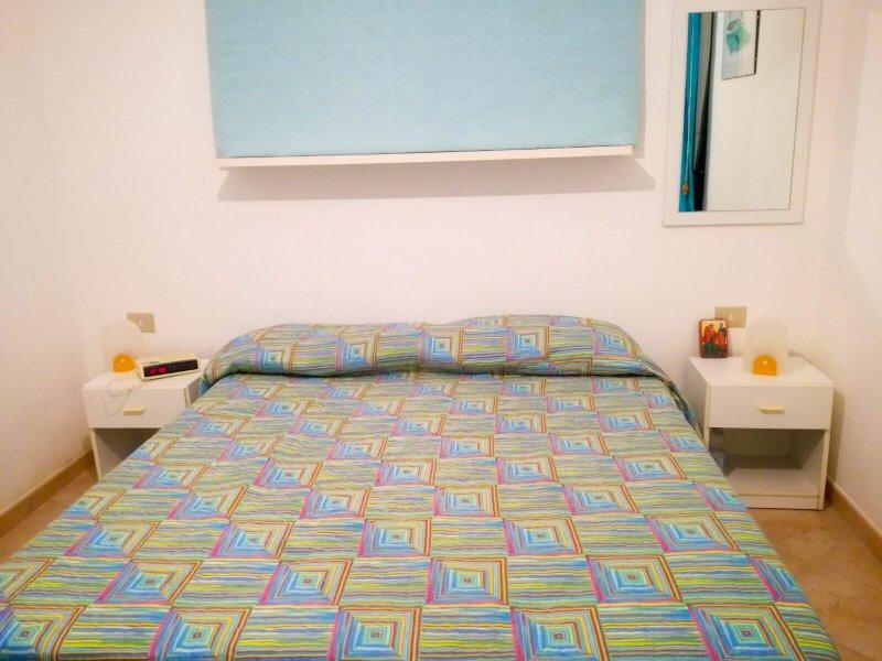 Quarto: cama de casal