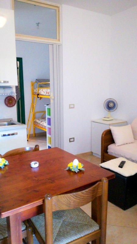 salão - cozinha