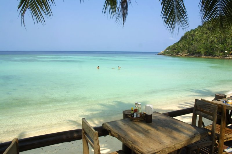Tranquil Haad Salad Beach  less than 5 minutes from villa