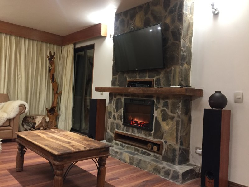 Departamento Termas de Chillán, holiday rental in Biobio Region