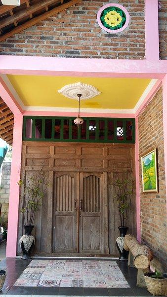 Jaswan Inn Borobudur, alquiler vacacional en Borobudur