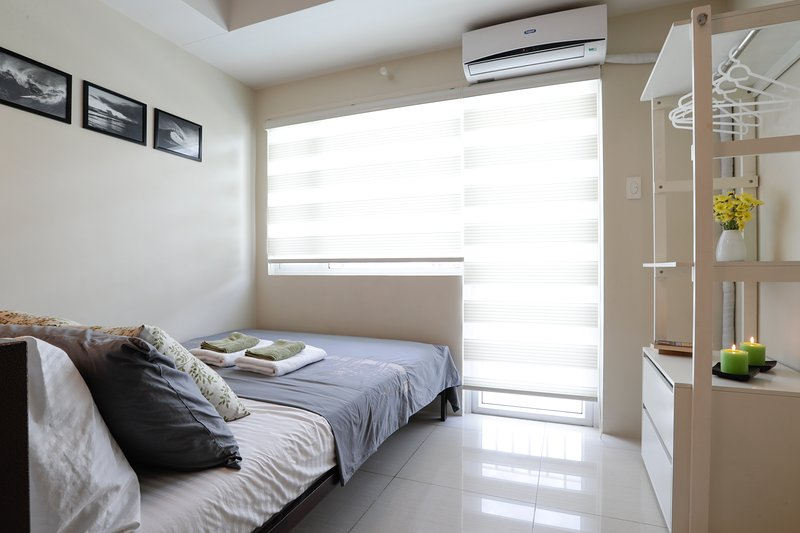 Jasmin Suite, Apartment with balcony, vacation rental in Pasay