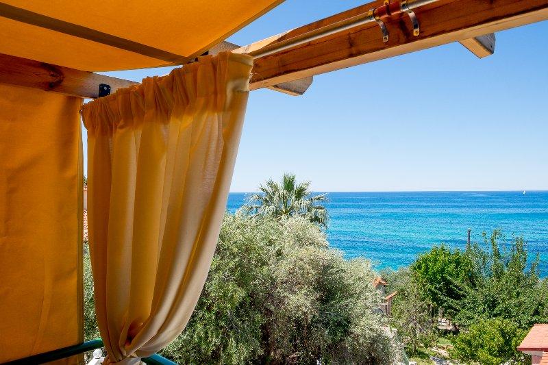 Villa Vanda il Mare, casa vacanza a Lygia