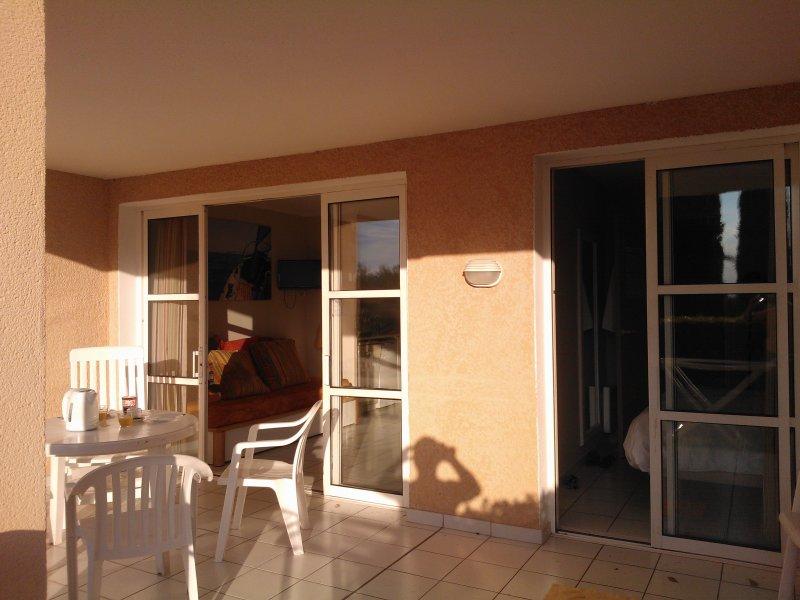 Terrace 18 m²