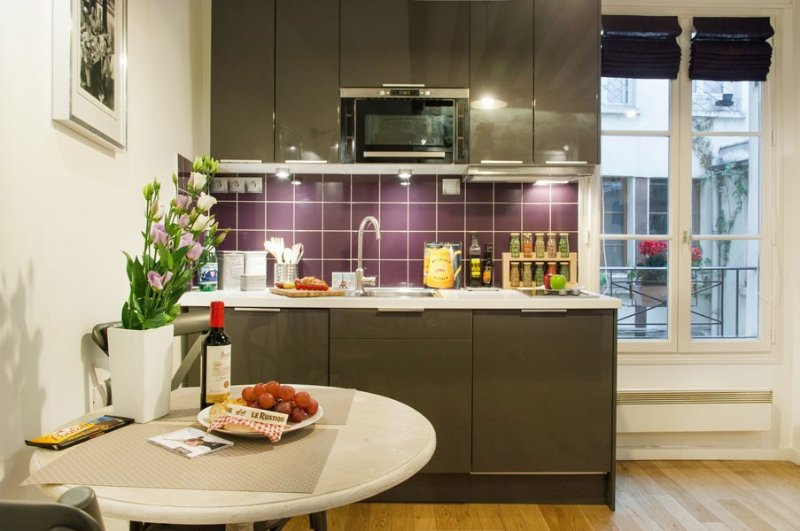 Apartment In The Center Of Paris With Internet Washing Machine