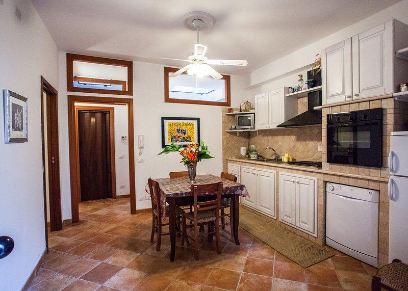 Appartamento Nosside- Erasippe Residence, location de vacances à Sant'Ilario dello Ionio