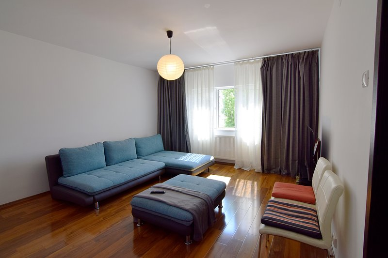 Crash The Couch In Bucharest, holiday rental in Jilava