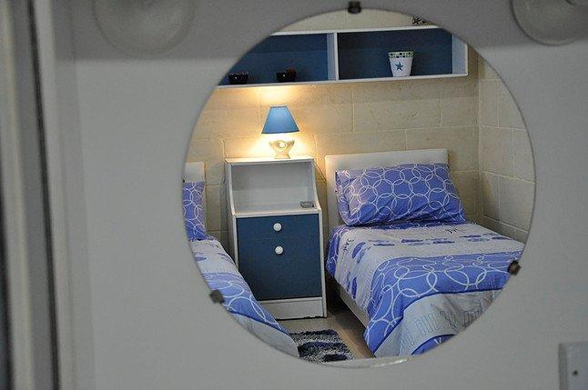 Spare bedroom 1 sleeps 2